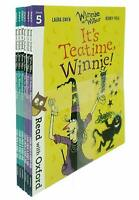 Read With Oxford Winnie The Witch And Wilbur 6 Books Collection Set Paperback