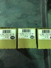 """Ives 5BB1 4.5"""" x 4.5 619 TW8 US15 Full Mortise Ball Bearing Hindges"""