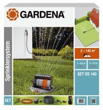 Gardena Komplett-Set mit Versenk-Viereckregner OS 140