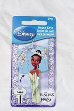 Collectable House Key Blank LW4 Disney The Princess and the Frog (Tiana)