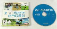 Jeu Wii VF  Wii Sports  Envoi rapide et suivi