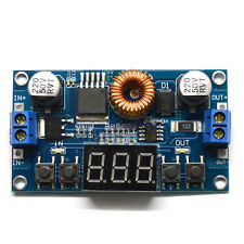 5A Digital Control DC-DC Step-down Power Buck Module 5-36V to 1.2-32V
