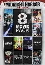 8-Movie Pack Midnight Horror Collection DVD