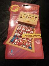 Piramide Avontuur Flipsiders Flip-Flappers Travel Cassette Board Game on Card