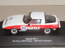 BTCC CHAMPION CARS,  MAZDA RX-7, WIN PERRY (ALFA CORSE) 1980 BTCC. MAG HR11