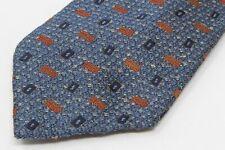 ERMENEGILDO ZEGNA men's silk neck tie made in Italy