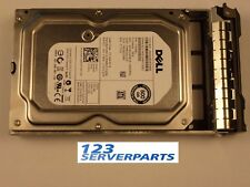 "Dell 500GB 3.5"" HDD SATA W/ CADDY FOR POWEREDGE R610/R7101KWKJ"