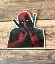 Deadpool 2 Movie Decal Sticker Color Jdm Euro Stance Illest Vw Honda Marvel