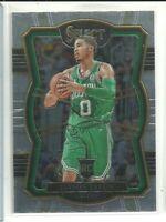 2017/18 Panini Select Jayson Tatum Boston Celtics Premiere Level RC #166