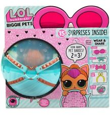 1 LOL Surprise Biggie Pet NEON KITTY Ultra Rare Eye Spy Ball Doll 2 4 Pre Order
