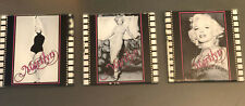 Lot 3 Marilyn Monroe Bernard of Hollywood Glass Tile Art 4x4 Coasters Pictures