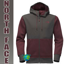 THE NORTH FACE MEN'S SIZE XL THERMAL 3D HOODED FULL ZIP JACKET SEQUOIA RED
