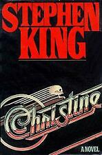 Christine  (NoDust) by Stephen King