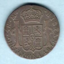 Guatemala. 1796-M 4 Reales..  Fine+
