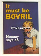ad3623 - Bovril - It Must Be Bovril - Modern Advert Postcard