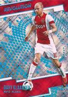 2017 Panini Revolution Soccer - Cosmic Parallel #'d /100- AFC Ajax - 142-149