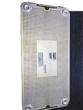 Rigid Sterilization Aluminum Container 225x105x3 Scope Instrument