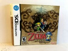 Zelda Phantom Hourglass Nintendo DS ARTWORK ONLY Authentic