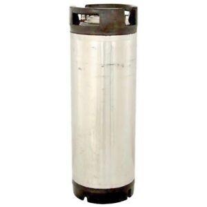 5 gallon Ball Lock Corny Keg - Pressure Tested - Homebrew Beer Wine Cold Brew