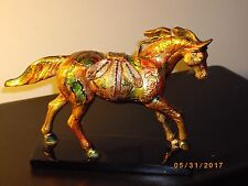 TRAIL OF PAINTED PONIES - GOLDEN FEATHER
