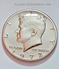 1972 S KENNEDY *PROOF* HALF DOLLAR  **FREE SHIPPING**