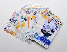 2012-13 KHL Barys Astana Full 18-Card Base Set