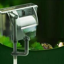 Sunsun HBL-301/501/701 Hang on Back HOB Power Filter Aquarium Fish Tank