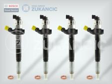4 x Injektor Einspritzdüse DENSO Ford Fiat 2.2 2.4 TDCI 6C1Q-9K546-AC/BC/BB