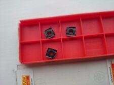 3 Sandvik carbide tips 490R-08T308M-PM 4240 ( Coromill 490 08 T3 08 M 08T308