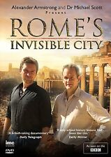 Rome's Invisible City - Presented by Alexander Armstrong: Seen on BBC 1: New DVD