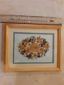 Wild Flower picture/wall hanging artwork