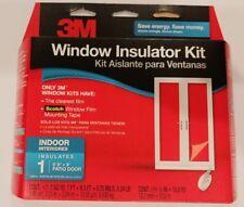 "3M Window Insulating Kit 2144 TGT Insulates 6'8""x9' Patio Door Winter Insulation"