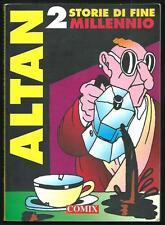 Altan : 2 storie di fine millennio - 1996 - pagine 128 - edizione Comix