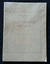 Poésie, le promenoir des amis, Léon  Vérane.