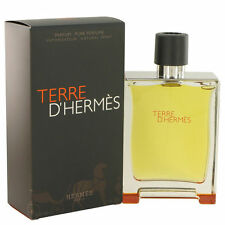 Terre D'hermes Pure Perfume Spray Parfum 6.7 oz - 200 ml by Hermes for Men NIB