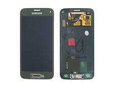 Original Samsung G800 Galaxy S5 Mini Pantalla LCD Digitalizador & Oro-GH97-16147D