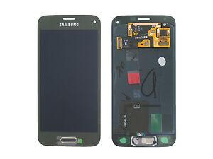 Genuine Samsung G800 Galaxy S5 Mini Gold LCD Screen & Digitizer - GH97-16147D