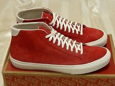 Vans Court Mid DX 'Chili Pepper' Pig Suede (Size US12) New Skate Authentic air
