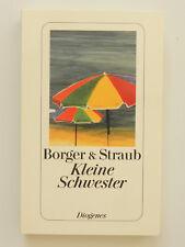 Borger & Straub Kleine Schwester Diogenes Leseexemplar