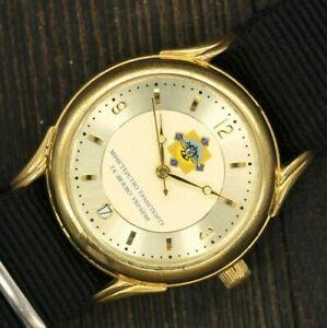 Vintage Dress Watch Poljot Soviet Ukraine Wrist Watch 17 jewels Serviced