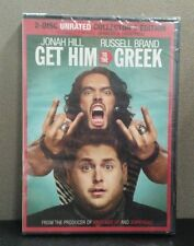 Get Him to the Greek     (2 DVD Unrated Collector's Edition)     BRAND NEW