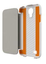 véritable TECH21 D3O IMPACT à clipser avec housse pour Samsung Galaxy S4 Blanc