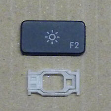 """New replacement F2 Key with Type B clip, Macbook Pro Unibody  13"""" 15"""" 17"""""""