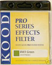 Kood P Green Filter BW3 For Black And White Photography Special Effects Cokin