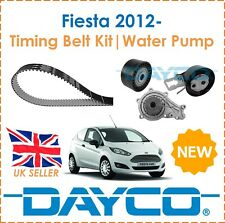 For Ford Fiesta MK6 & Van 1.5TDCi 2012- Dayco Timing Belt Kit & Water Pump OE