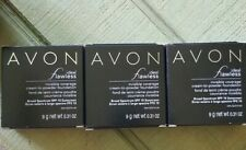 Avon Ideal Flawless Cream to Powder Foundation, Light Nude, 3X, Discontinued!