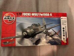 Airplane Model Kit - Airfix Focke-Wulf