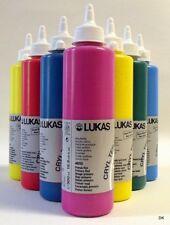 Lukas Cryl Terzia Künstler-Acrylfarbe-Studien-Qualität 500 ml 10er-Set B