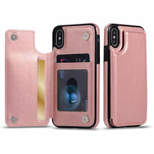 Leather Wallet Case Card Holder Cover for iPhone 11 Pro Max XS XR X 8 7 6 6 Plus