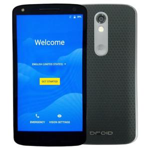 Motorola Droid Turbo 2 XT1585 32GB Verizon unlocked Mint condition With warranty